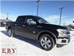 2018 F-150 Crew Cab 4x4 Pickup #JFB56544 - photo 1