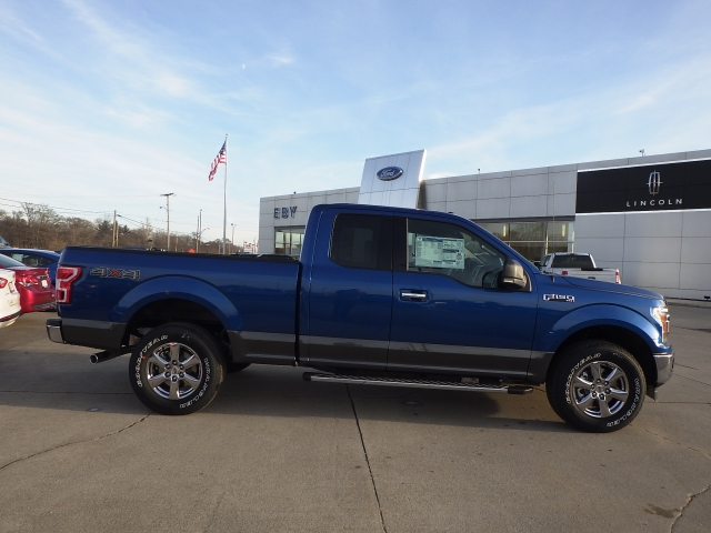 2018 F-150 Super Cab 4x4, Pickup #JFB56545 - photo 21