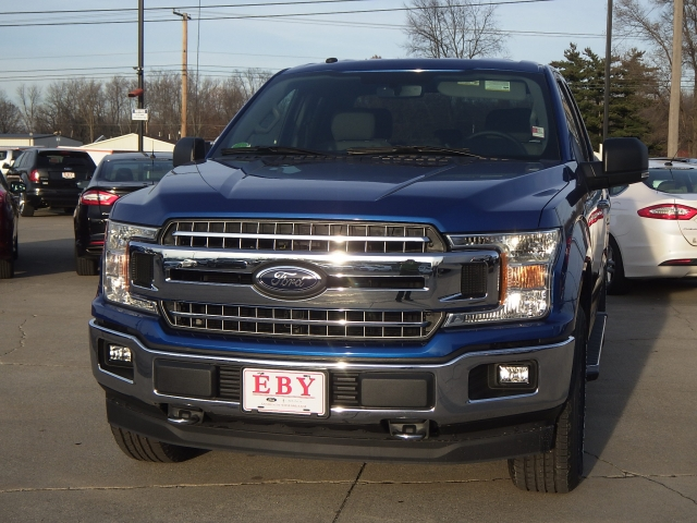 2018 F-150 Super Cab 4x4, Pickup #JFB56545 - photo 22