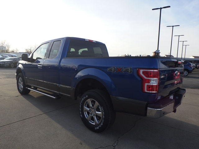 2018 F-150 Super Cab 4x4, Pickup #JFB56545 - photo 4