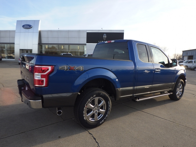 2018 F-150 Super Cab 4x4, Pickup #JFB56545 - photo 2