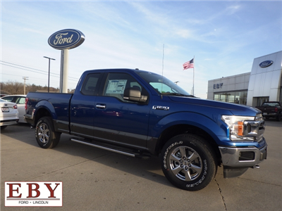 2018 F-150 Super Cab 4x4,  Pickup #JFB56545 - photo 1
