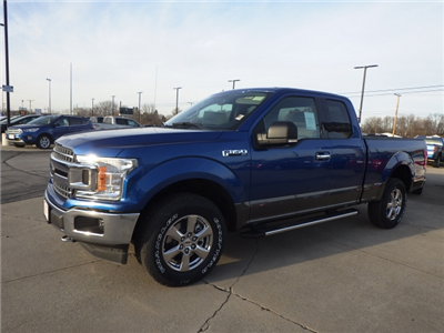 2018 F-150 Super Cab 4x4,  Pickup #JFB56545 - photo 3