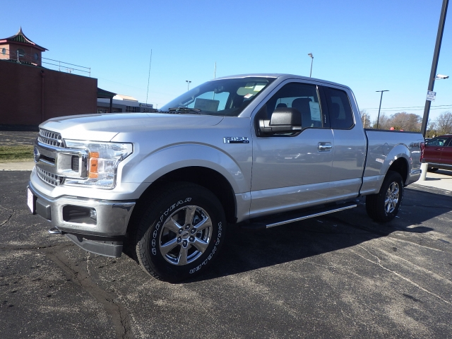 2018 F-150 Super Cab 4x4, Pickup #JFB56546 - photo 3