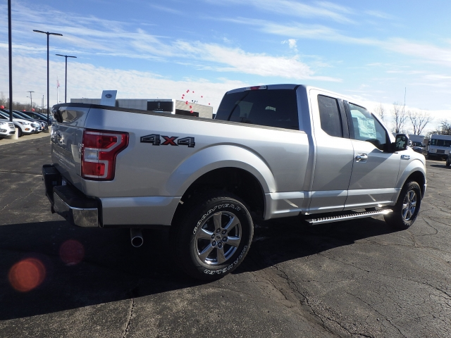 2018 F-150 Super Cab 4x4, Pickup #JFB56546 - photo 2