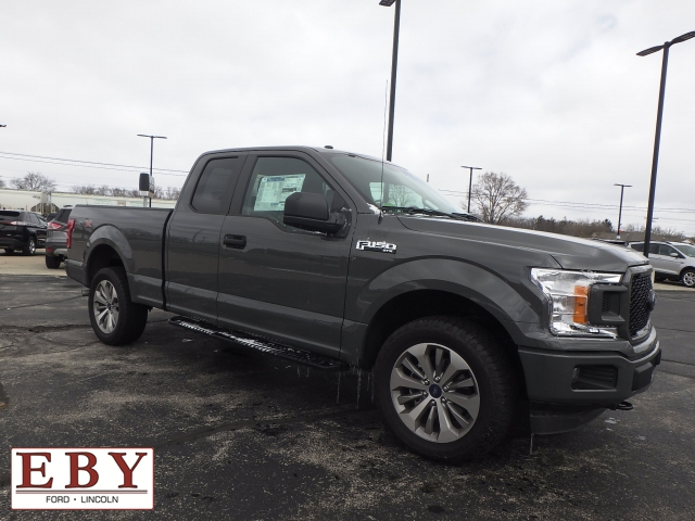 2018 F-150 Super Cab 4x4, Pickup #JFB56602 - photo 1