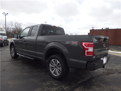 2018 F-150 Super Cab 4x4, Pickup #JFB56602 - photo 4