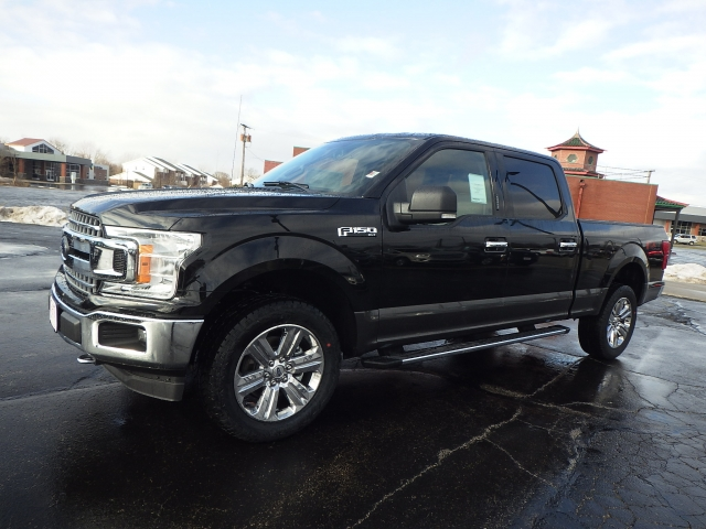 2018 F-150 Crew Cab 4x4, Pickup #JFB68836 - photo 3