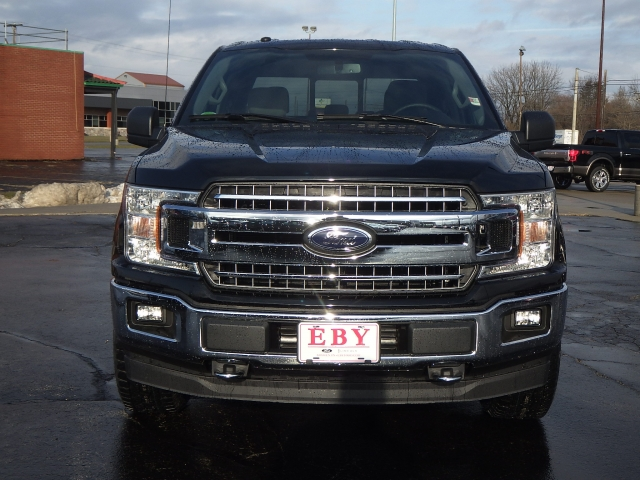 2018 F-150 Crew Cab 4x4 Pickup #JFB68836 - photo 22