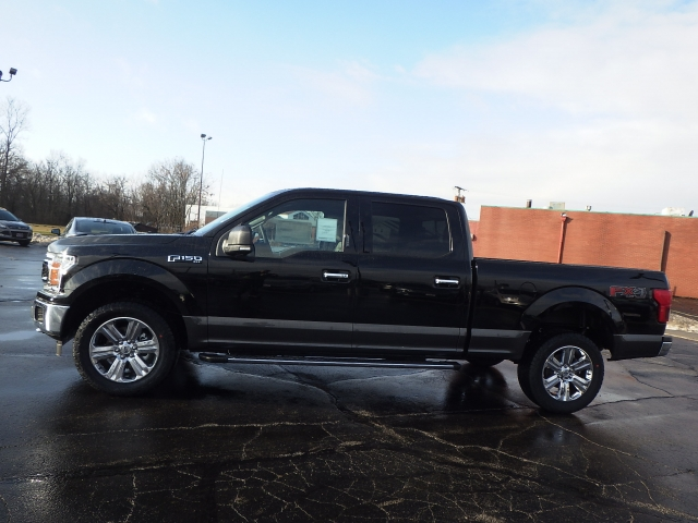 2018 F-150 Crew Cab 4x4, Pickup #JFB68836 - photo 23