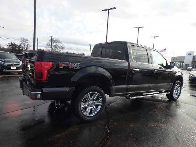 2018 F-150 Crew Cab 4x4, Pickup #JFB68836 - photo 2