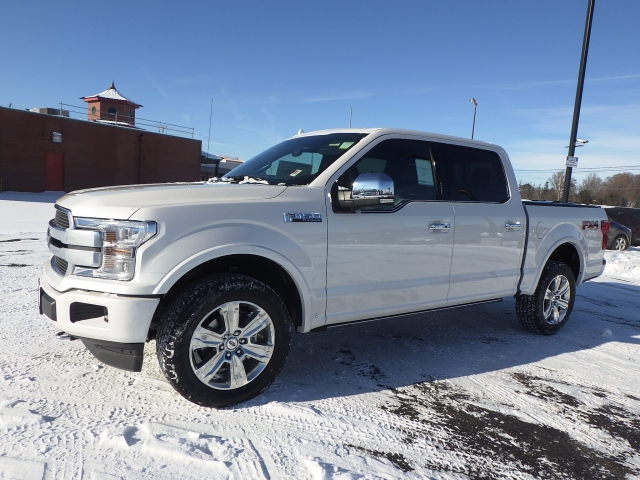 2018 F-150 Crew Cab 4x4 Pickup #JFB68837 - photo 3