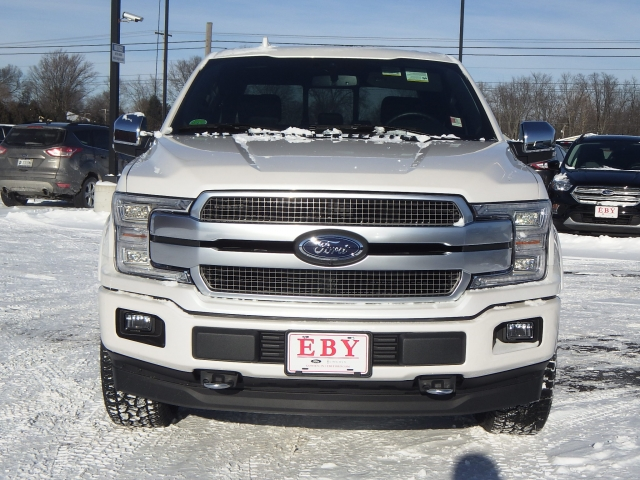 2018 F-150 Crew Cab 4x4 Pickup #JFB68837 - photo 24