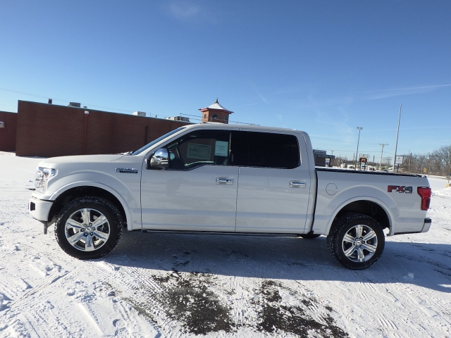 2018 F-150 Crew Cab 4x4 Pickup #JFB68837 - photo 25