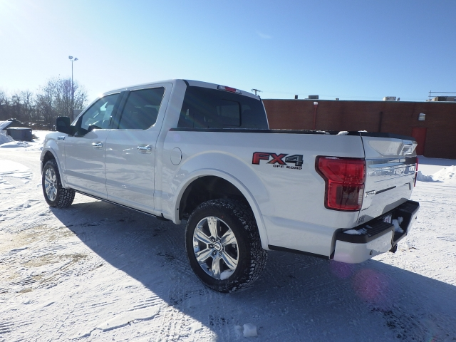 2018 F-150 Crew Cab 4x4 Pickup #JFB68837 - photo 4