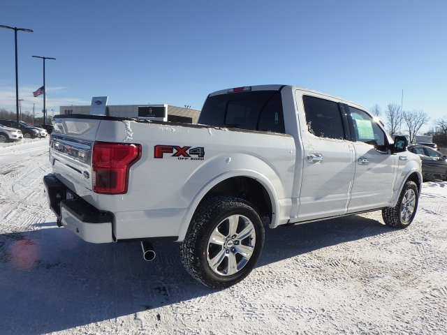 2018 F-150 Crew Cab 4x4 Pickup #JFB68837 - photo 2