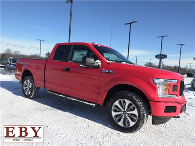 2018 F-150 Super Cab 4x4, Pickup #JFB68840 - photo 1