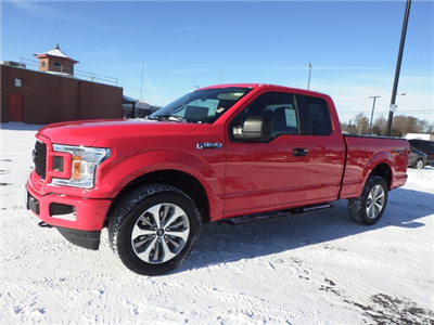 2018 F-150 Super Cab 4x4, Pickup #JFB68840 - photo 3