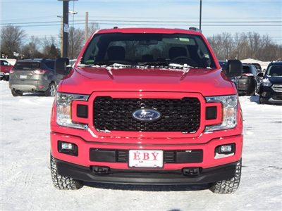 2018 F-150 Super Cab 4x4, Pickup #JFB68840 - photo 24
