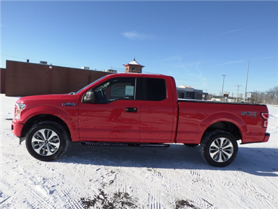 2018 F-150 Super Cab 4x4, Pickup #JFB68840 - photo 25