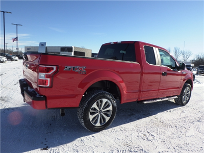 2018 F-150 Super Cab 4x4, Pickup #JFB68840 - photo 2