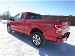 2018 F-150 Super Cab 4x4, Pickup #JFB68840 - photo 4