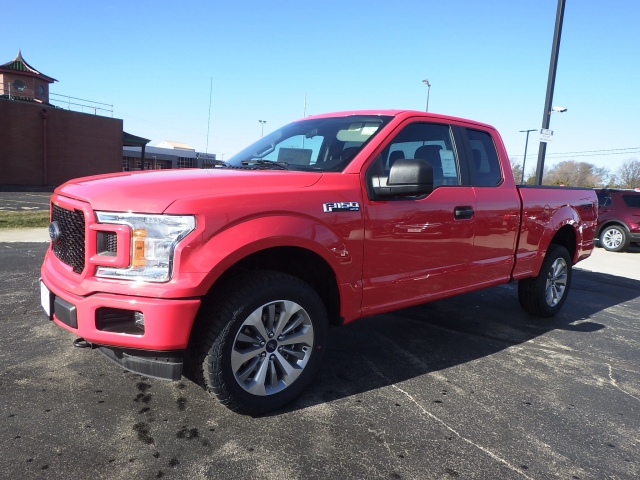 2018 F-150 Super Cab 4x4, Pickup #JFB83915 - photo 3