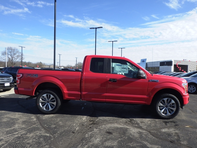 2018 F-150 Super Cab 4x4, Pickup #JFB83915 - photo 22