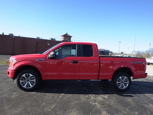 2018 F-150 Super Cab 4x4, Pickup #JFB83915 - photo 24