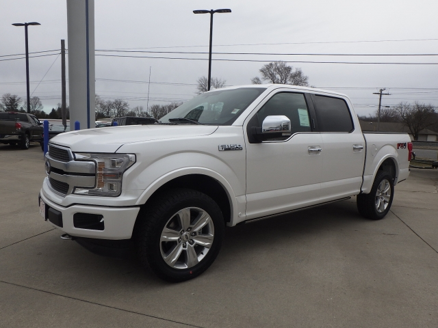 2018 F-150 Crew Cab 4x4, Pickup #JFB99039 - photo 3