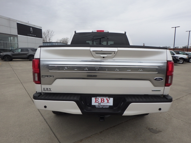 2018 F-150 Crew Cab 4x4, Pickup #JFB99039 - photo 22
