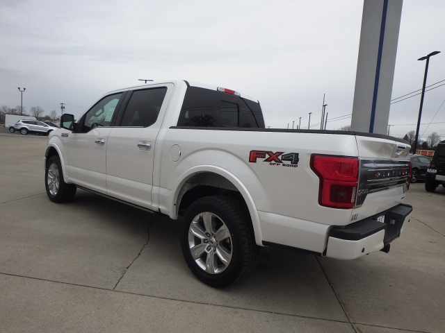 2018 F-150 Crew Cab 4x4, Pickup #JFB99039 - photo 4