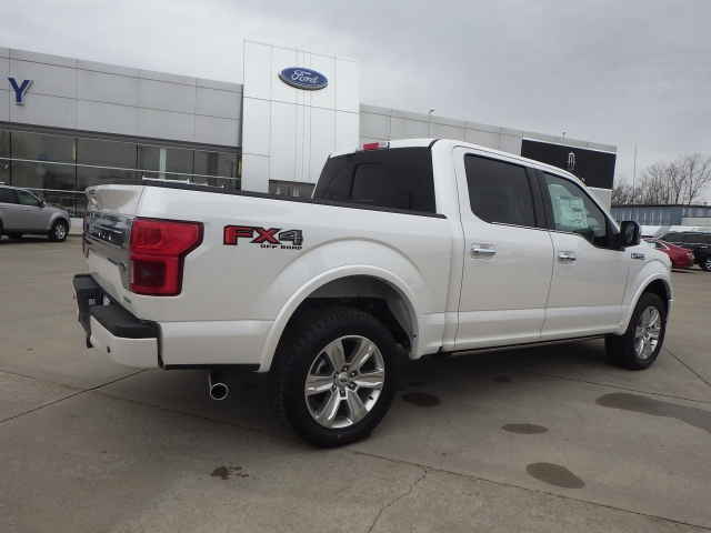 2018 F-150 Crew Cab 4x4, Pickup #JFB99039 - photo 2