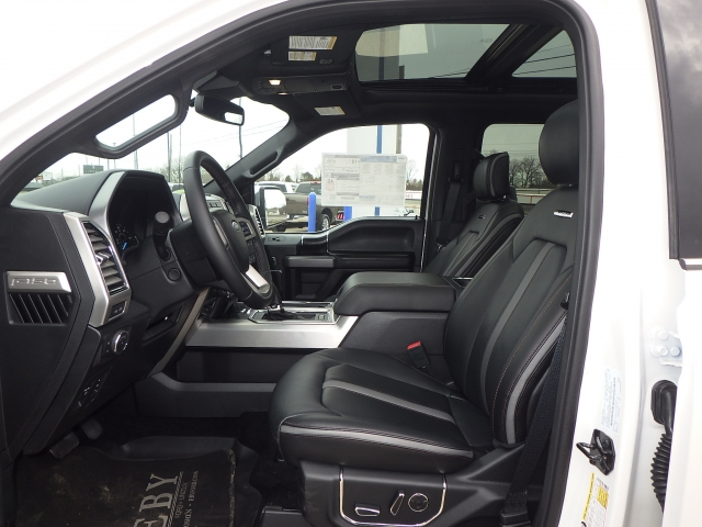 2018 F-150 Crew Cab 4x4, Pickup #JFB99039 - photo 8