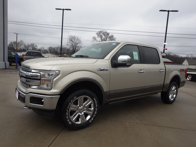 2018 F-150 Crew Cab 4x4, Pickup #JFB99040 - photo 3