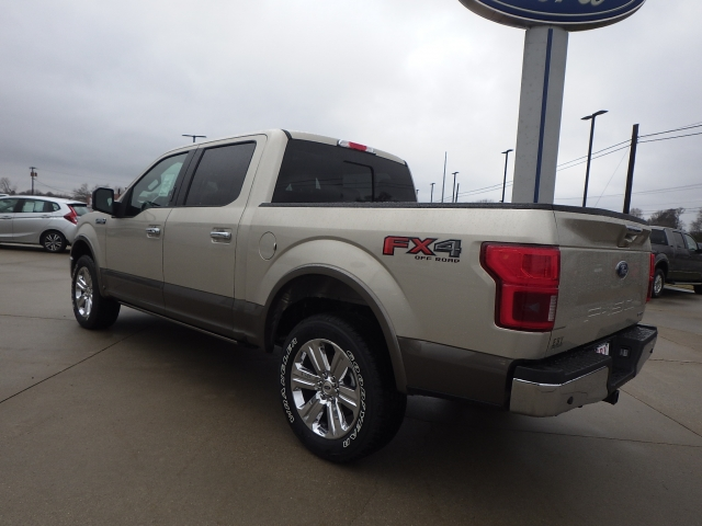 2018 F-150 Crew Cab 4x4, Pickup #JFB99040 - photo 4