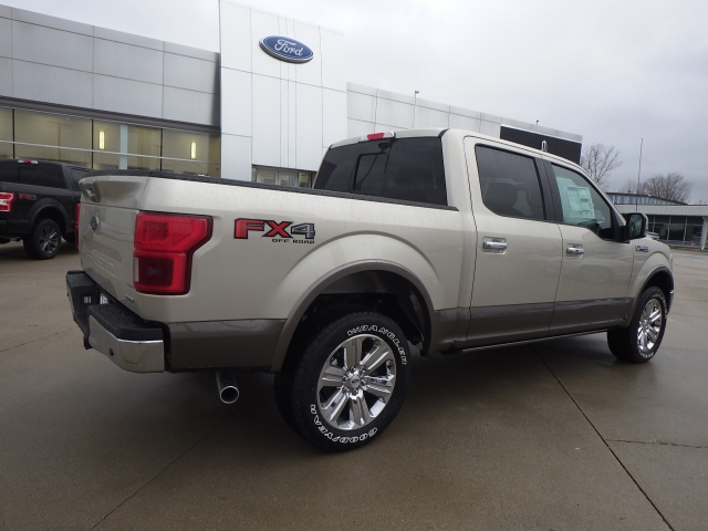 2018 F-150 Crew Cab 4x4, Pickup #JFB99040 - photo 2