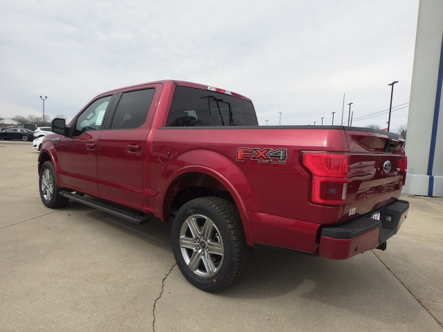 2018 F-150 Crew Cab 4x4, Pickup #JFC26906 - photo 4