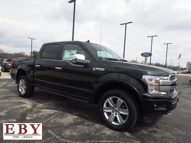 2018 F-150 SuperCrew Cab 4x4, Pickup #JFC62356 - photo 1