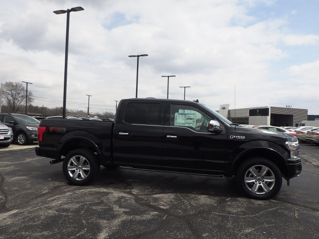 2018 F-150 SuperCrew Cab 4x4, Pickup #JFC62356 - photo 24