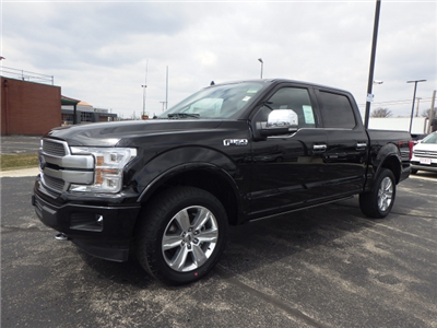 2018 F-150 SuperCrew Cab 4x4, Pickup #JFC62356 - photo 3