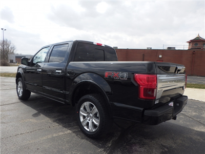 2018 F-150 SuperCrew Cab 4x4, Pickup #JFC62356 - photo 4