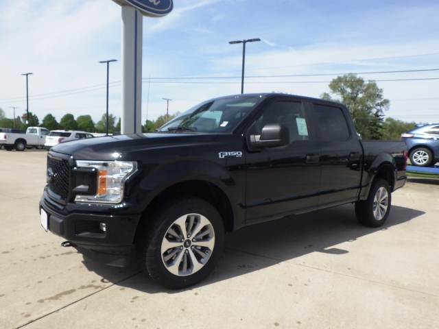 2018 F-150 SuperCrew Cab 4x4, Pickup #JFD02688 - photo 3