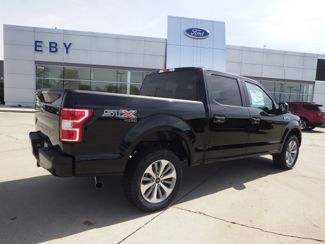 2018 F-150 SuperCrew Cab 4x4, Pickup #JFD02688 - photo 2
