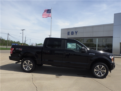 2018 F-150 SuperCrew Cab 4x4, Pickup #JFD02688 - photo 23