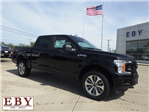 2018 F-150 SuperCrew Cab 4x4, Pickup #JFD02688 - photo 1