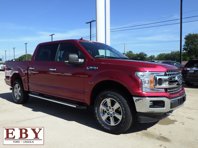 2018 F-150 SuperCrew Cab 4x4,  Pickup #JFD95518 - photo 1