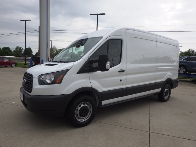 2018 Transit 250 Med Roof, Cargo Van #JKA78516 - photo 3