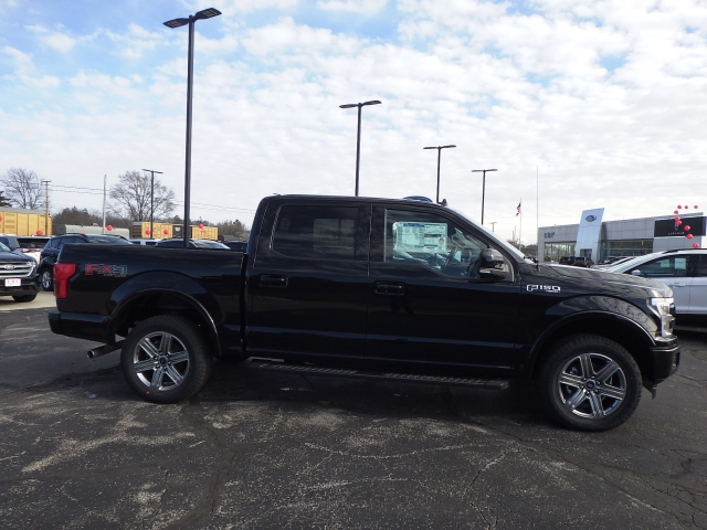 2018 F-150 Crew Cab 4x4, Pickup #JKD02269 - photo 25