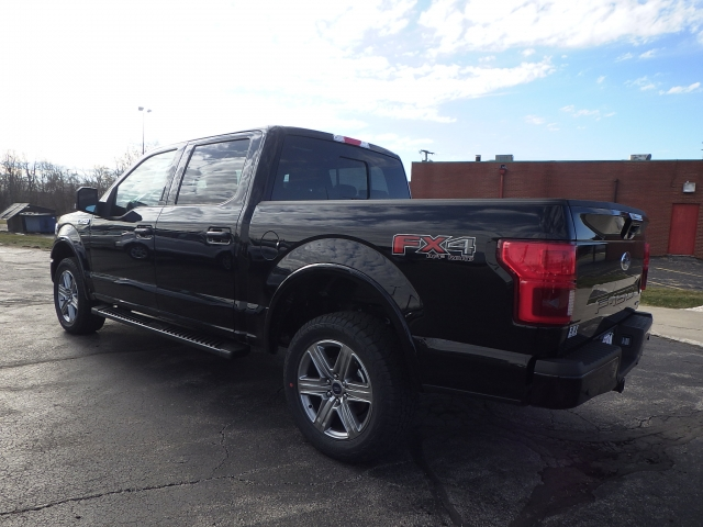 2018 F-150 Crew Cab 4x4, Pickup #JKD02269 - photo 4